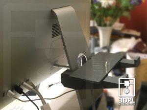 iMac Storage Shelf