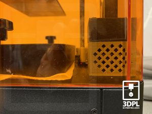 3D Resin Printers : Modifications - Gasket