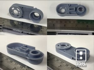 3D Resin Printing : Parts - Dyson Hoover